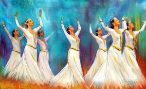ազգային պարեր